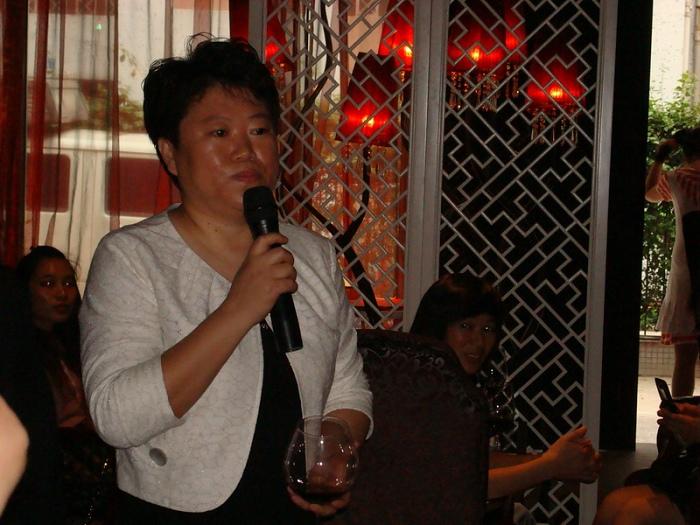 分享61交流61共进——广东省装饰行业协会女性俱乐部快乐分享会